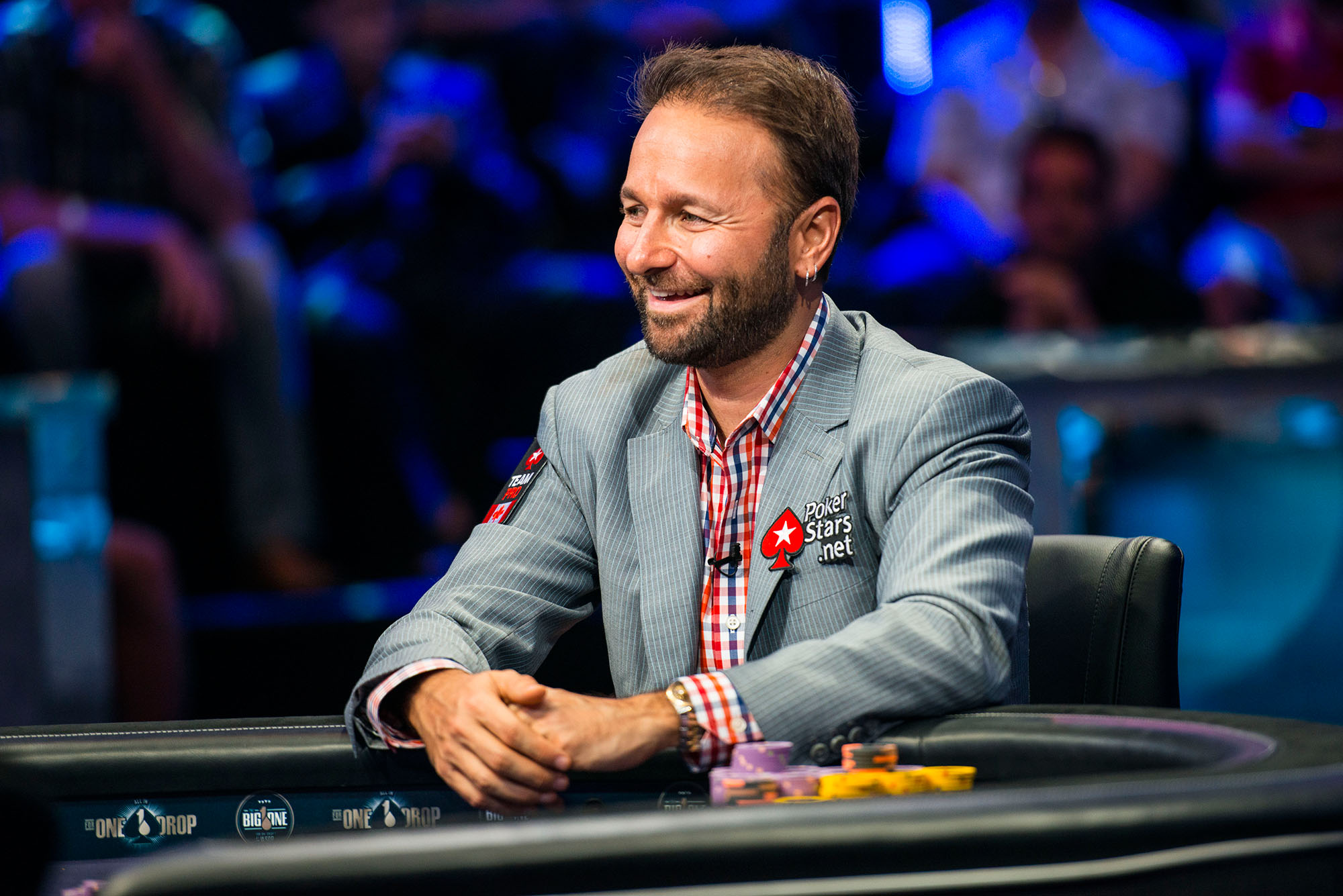 POKERSTARS.NET - $8.2 million haul puts Canadian Daniel Negreanu