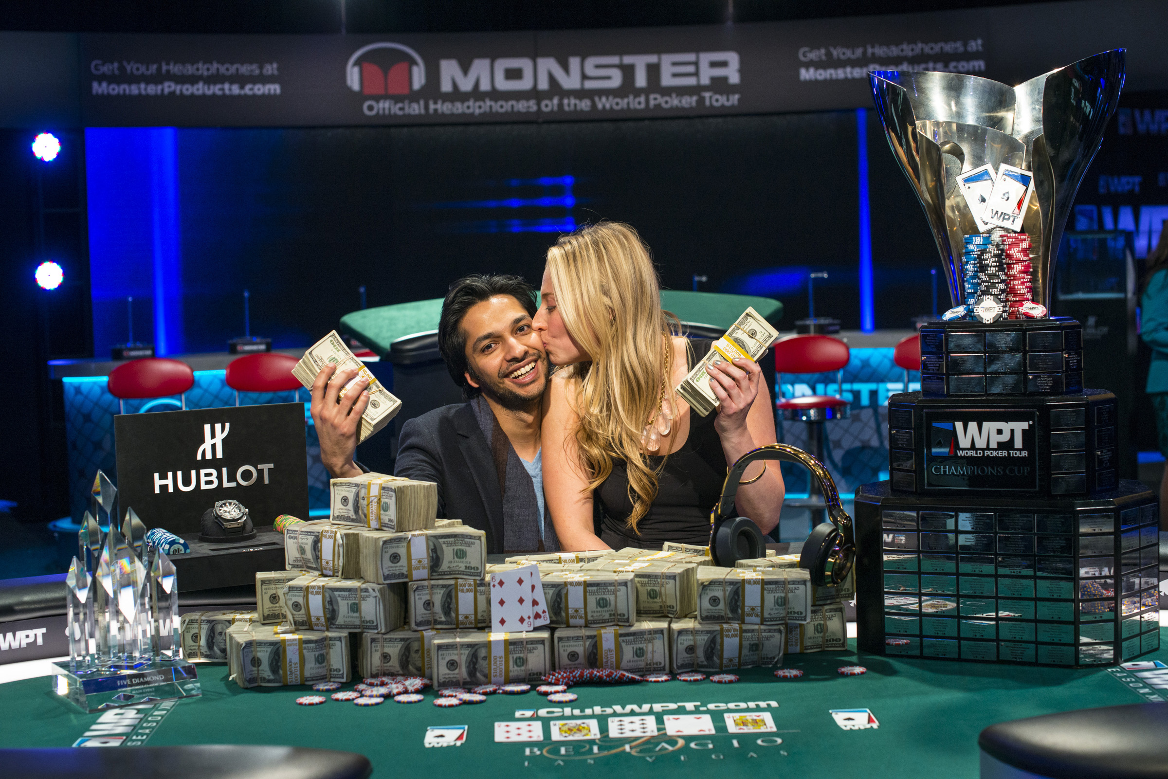 WPT Five Diamond & Alpha8: Millions of Bellagio