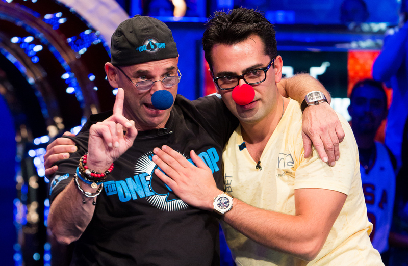 Why Esfandiari was banned from PCA ME 2016?