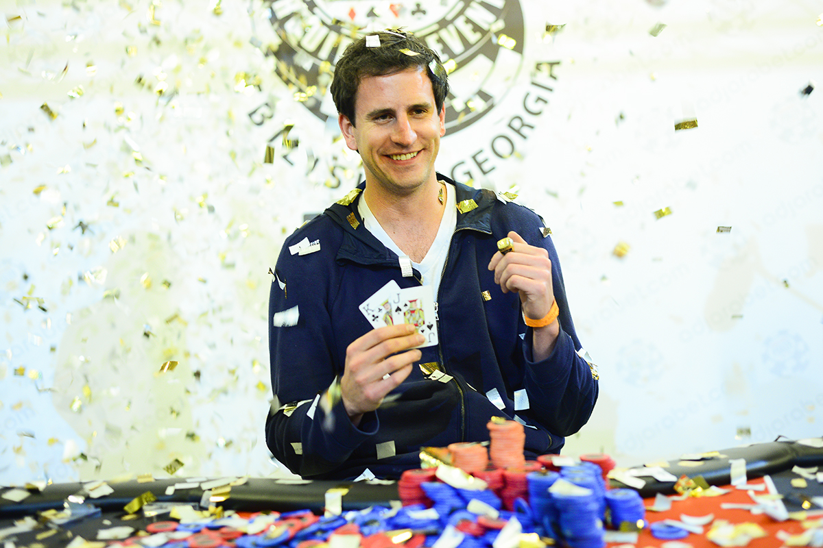 American wins WSOP Tbilisi Main Event