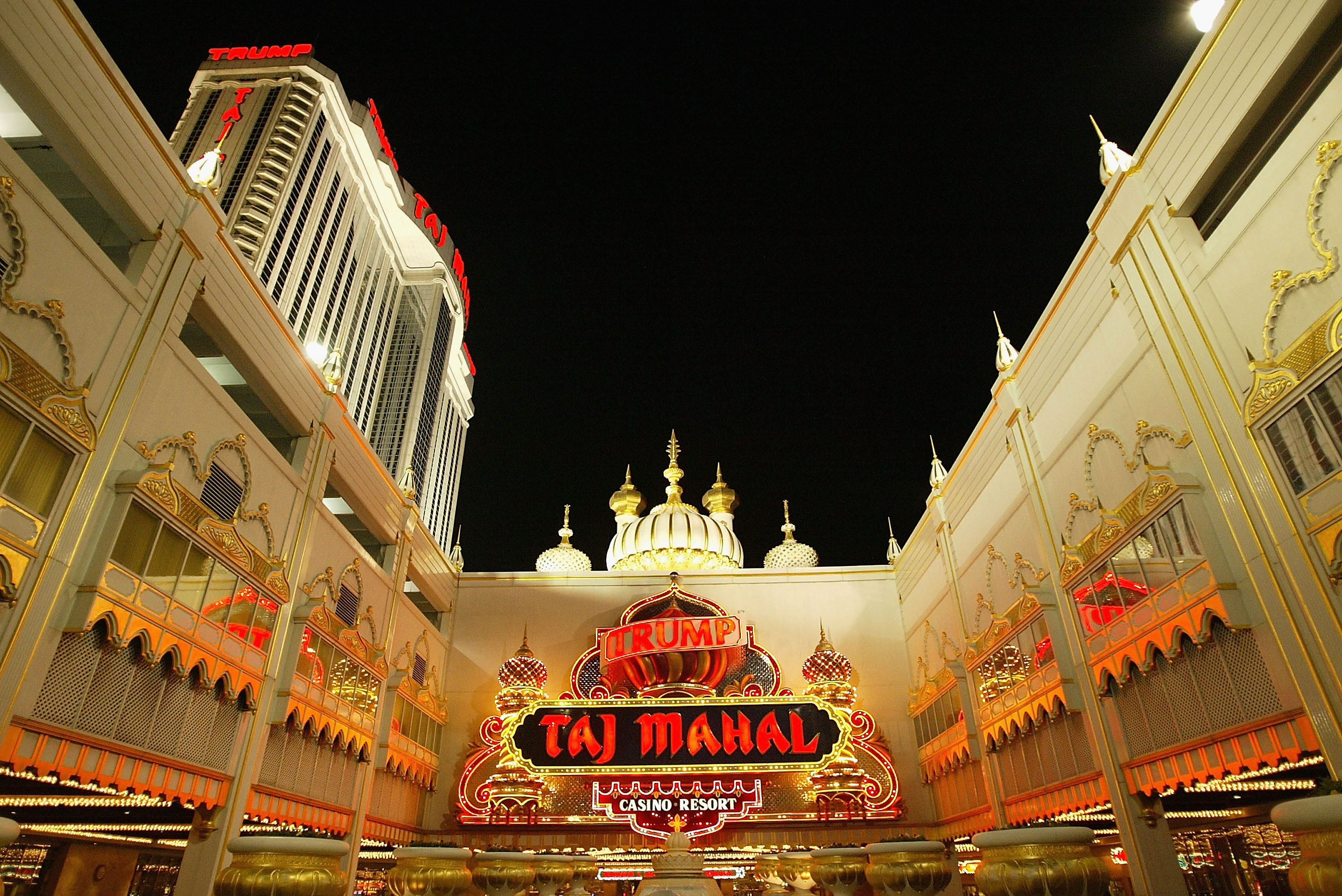 Taj Mahal Casino is closed, Atlantic City mourns