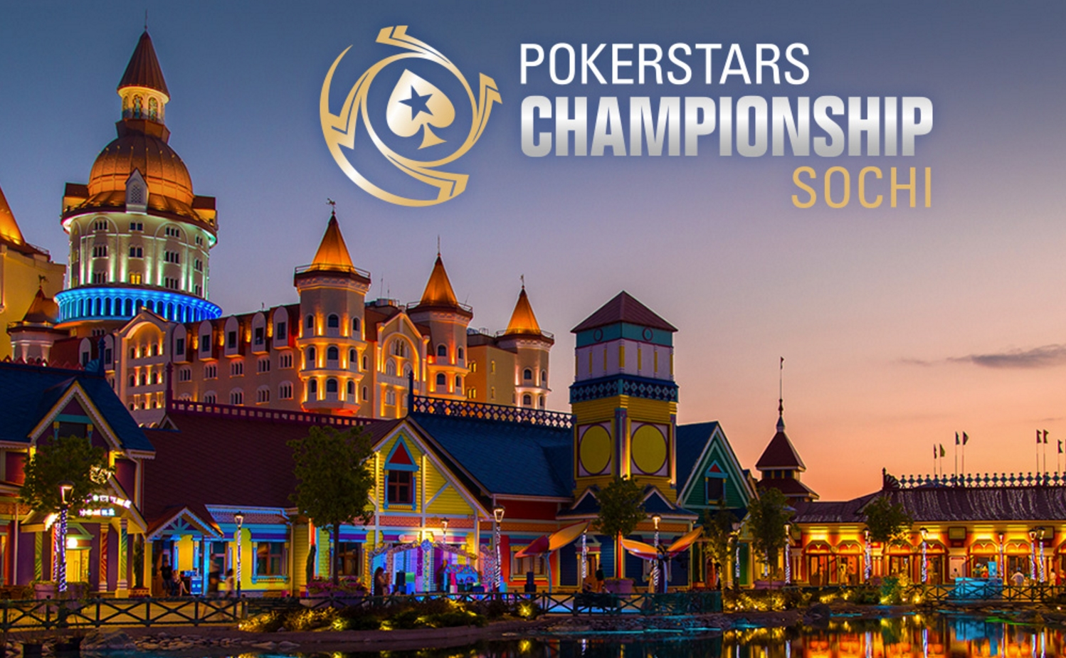 PokerStars Championship Sochi! $2.5 million guaranteed in Main Event!