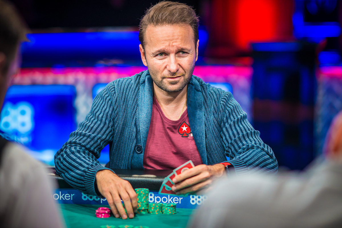 WSOP 2017: Negreanu's fail and WCGRider's win