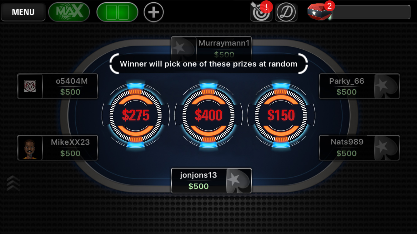 Spin & Go Max: new format at PokerStars with rake of 9%!