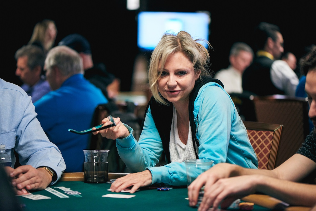 "Jennifer Harman: ""Negreanu is like a brother to me""."