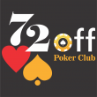 72 OFF Poker Club logo