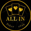 ALL_IN I PokerClub logo
